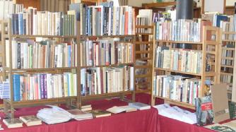 Clearwater Books at the Hand & Flower bookfair